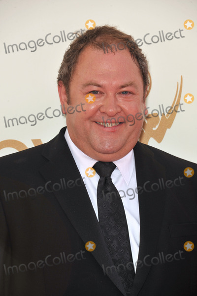 Mark Addy Photo - Mark Addy arriving at the 2011 Primetime Emmy Awards at the Nokia Theatre LA Live in downtown Los AngelesSeptember 18 2011  Los Angeles CAPicture Paul Smith  Featureflash