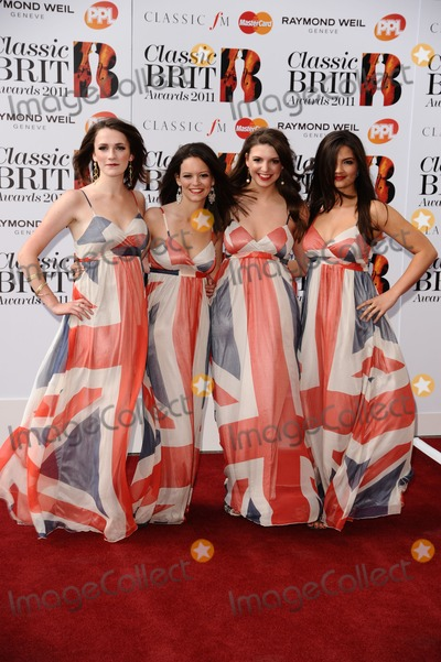 All Angels Photo - All Angels arrives for the Classical BRIT Awards 2011at the Royal Albert Hall Kensington London 12052011  Picture by Alexandra Glen  Featureflash