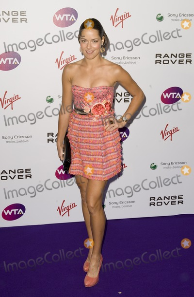 Ana Ivanovich Photo - Ana Ivanovich arriving for The WTA Pre Wimbledon Party Rooftop Gardens Kensington London 16062011  Picture by Simon Burchell  Featureflash
