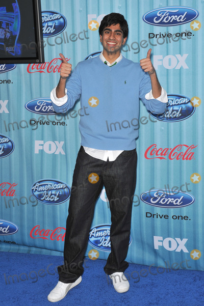 Anoop Desai Photo - American Idol finalist Anoop Desai at the American Idol Final 13 Party at Area Nightclub West HollywoodMarch 5 2009  Los Angeles CAPicture Paul Smith  Featureflash