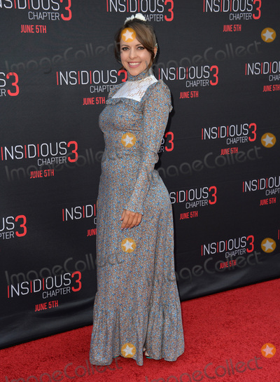 Olga Kay Photo - Russian comedienne  personality Olga Kay at the world premiere of Insidious Chapter 3 at the TCL Chinese Theatre HollywoodJune 5 2015  Los Angeles CAPicture Paul Smith  Featureflash