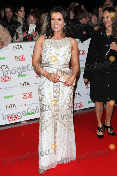 Susanna Reid Photo - Susanna Reid attending the National Television Awards 2016 The O2 London on 20012016 Picture by Kat Manders  Featureflash