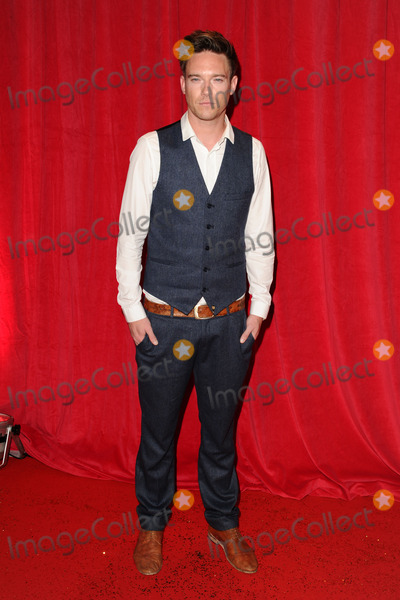 Andrew Moss Photo - Andrew Moss arriving for the 2014 British Soap Awards at the Hackney Empire London 24052014 Picture by Steve Vas  Featureflash