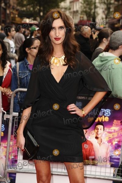 Jessica Knappett Photo - Jessica Knappett arriving for The Inbetweeners The Movie film premiere at the Vue Leicester Square London 16082011 Picture by Steve Vas  Featureflash