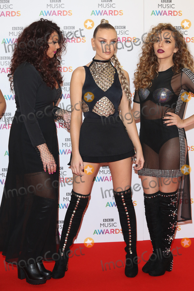 Jade Thirlwall Photo - Little Mix - Jesy Nelson Perrie Edwards  Jade Thirlwall at the BBC Music Awards 2015 at the Genting Arena Birmingham December 10 2015  Birmingham UKPicture James Smith  Featureflash