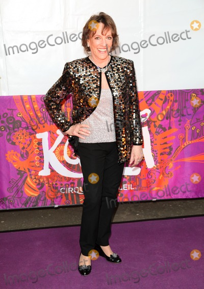 Albert Hall Photo - Esther Rantzen arriving for the press night of Cirque Du Soleils Kooza at The Royal Albert Hall London 08012013  Picture by Alexandra Glen  Featureflash
