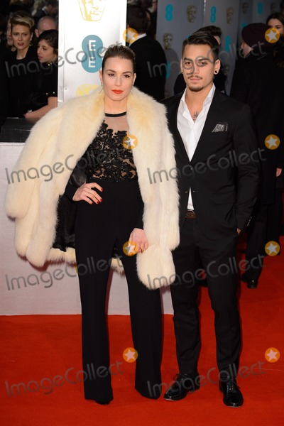 Noomi Rapace Photo - Noomi Rapace arrives for the BAFTA Film Awards 2015 at the Royal Opera House London 08022015 Picture by Steve Vas  Featureflash