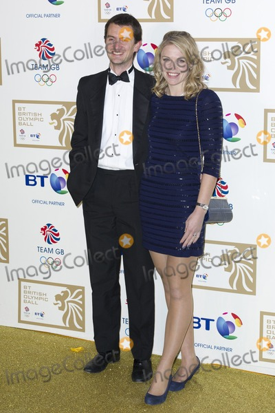 Anna Watkins Photo - Anna Watkins arriving for the British Olympics Ball Grosvenor House Hotel Park Lane London 30112012 Picture by Simon Burchell  Featureflash