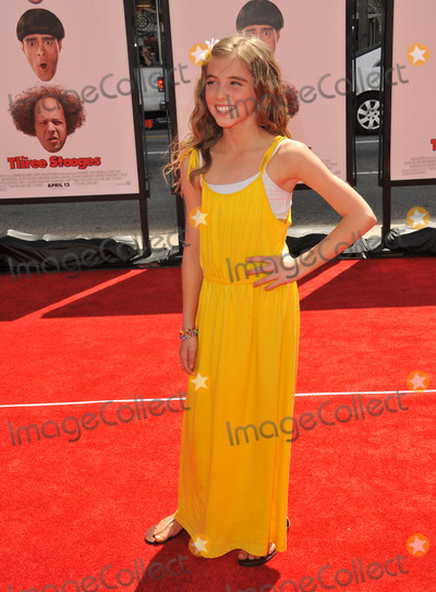 Avalon Robbins Photo - Avalon Robbins at the world premiere of The Three Stooges at Graumans Chinese Theatre HollywoodApril 7 2012  Los Angeles CAPicture Paul Smith  Featureflash
