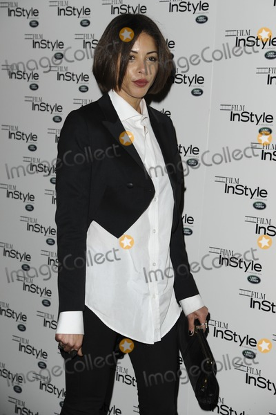 Ana Araujo Photo - Ana Araujo arriving for the Film InStyle Party at the Sanctum Soho Hotel London London 22112011 Picture by Steve Vas  Featureflash