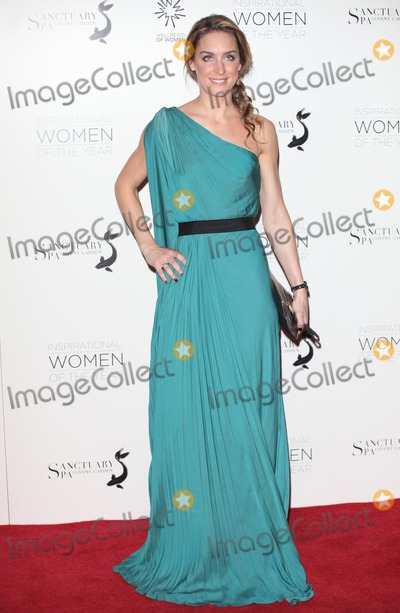 Amy Williams Photo - Amy Williams arriving for the Daily Mail Inspirational Women of the Year Awards in support of Wellbeing of Women held at the Marriott Hotel London 12112012 Picture by Alexandra Glen  Featureflash