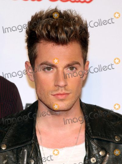 Adam Pitts Photo - Adam Pitts from Lawson arriving for the Capital Radio Jingle Bell Ball O2 Arena London 08122012 Picture by Alexandra Glen  Featureflash