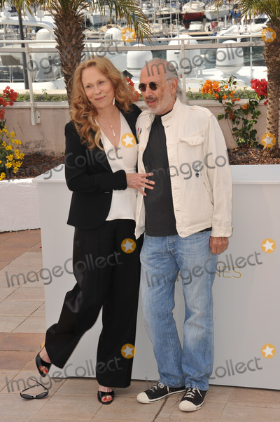 Faye Dunaway Photo - Faye Dunaway  director Jerry Schatzberg at the photocall for their movie Puzzle of a Downfall Child at the 64th Festival de CannesMay 11 2011  Cannes FrancePicture Paul Smith  Featureflash