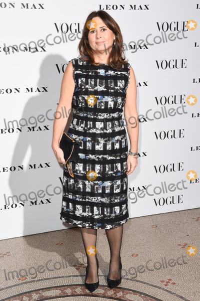 Alexandra Shulman Photo - Vogue UK editor Alexandra Shulman at the Vogue 100 A Century of Style exhibition opening at the National Portrait Gallery LondonFebruary 9 2016  London UKPicture Steve Vas  Featureflash