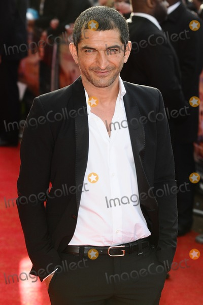 Amr Waked Photo - Amr Waked arrives for the Salmon Fishing in the Yemen premiere at the Odeon Kensington London 10032012 Picture by Steve Vas  Featureflash