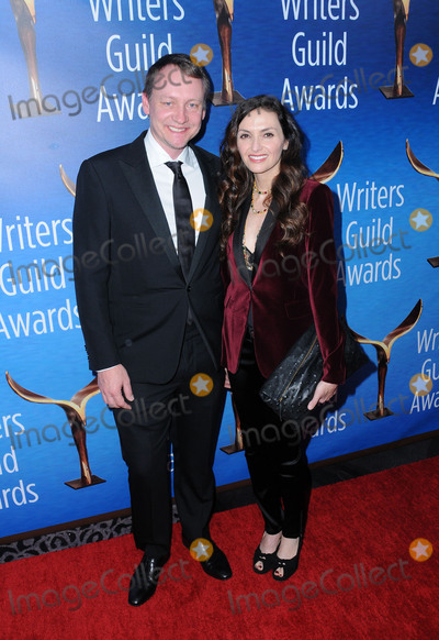Alec Berg Photo - BEVERLY HILLS CA - FEBRUARY 19 Producer Alec Berg (L) and guest attend the 2017 Writers Guild Awards at the Beverly Hilton Hotel on February 19 2017 in Beverly Hills California  (Photo by Barry KingImageCollectcom)