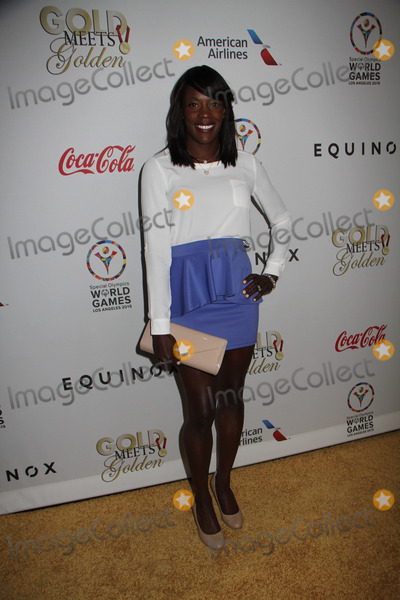Alysia Montano Photo - Alysia Montano 02212015 The 3rd Annual Gold Meets Golden held at Equinox Sports Club in West Los Angeles CA 90025 Photo by Izumi Hasegawa  HollywoodNewsWirenet