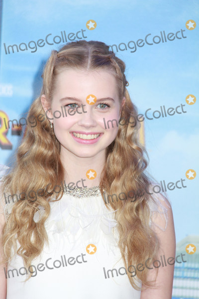 Angourie Rice Photo - Angourie Rice 06282017 The World Premiere of Spider-Man Homecoming held at the TCL Chinese Theatre in Los Angeles CA Photo by Izumi Hasegawa  HollywoodNewsWireco
