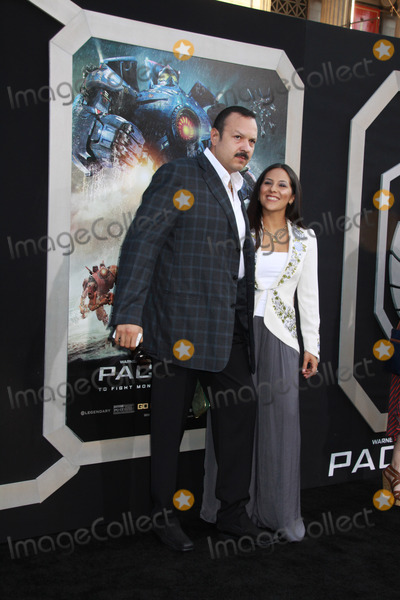Aneliz Aguilar Photo - Pepe Aguilar Aneliz Aguilar 07092013 Pacific Rim Premiere held at the Dolby Theatre in Hollywood CA Photo by Izumi Hasegawa  HollywoodNewsWirenet