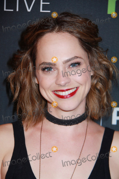 Fiona Dourif Photo - Fiona Dourif 10182016 PaleyLive LA premiere event Dirk Gentlys Holistic Detective Agency Screening  Conversation held at The Paley Center for Media in Beverly Hills CA Photo by Izumi Hasegawa  HollywoodNewsWireco