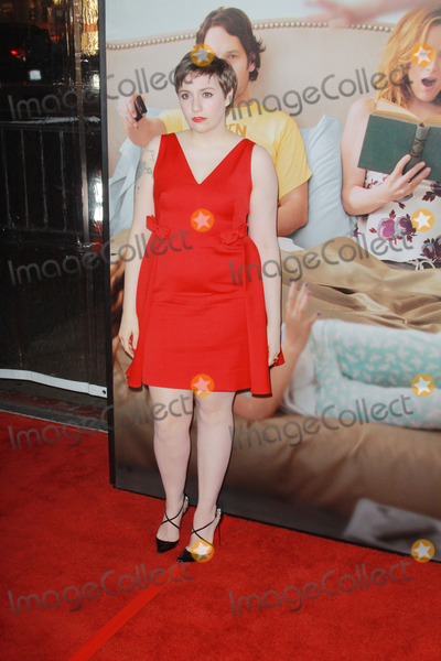 Lena Dunham Photo - Lena Dunham12122012 gThis Is 40h Premiere held at Graumans Chinese Theatre in Hollywood CA Photo by Izumi Hasegawa  HollywoodNewsWirenet