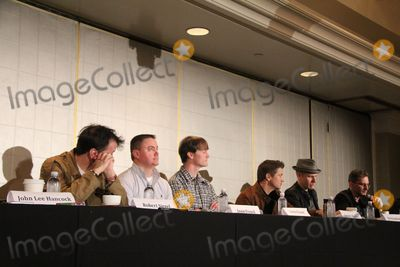 Aaron Ryder Photo - Robert Siegal Jason French Corey French Jeremy Renner Don Handfield Aaron Ryder 01122017 The Founder Press Conference held at The London West Hollywood at Beverly Hills in West Hollywood CA Photo by Izumi Hasegawa  HollywoodNewsWireco