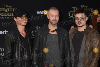 Andrew Lawrence Photo - Lawrence Brothers Matthew Lawrence Joey Lawrence Andrew Lawrence 05182017 The US Premiere of Pirates of the Caribbean Dead Men Tell No Tales held at the Dolby Theatre in Los Angeles CA Photo by Izumi Hasegawa  HollywoodNewsWireco