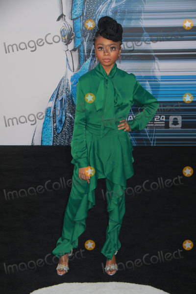 Skai Jackson Photo - Skai Jackson 03222017 Power Rangers Premiere held at the Westwood Village Theater in Westwood CA Photo by Julian Blythe  HollywoodNewsWireco