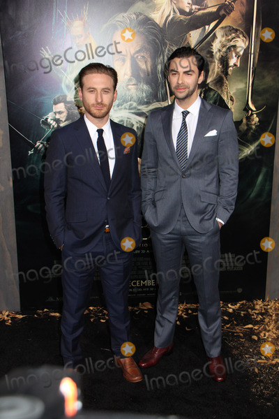 Aidan Turner Photo - Dean OfGorman Aidan Turner 12022013 Los Angeles Premiere of The Hobbit The Desolation Of Smaug held at Dolby Theater in Hollywood CA Photo by Izumi Hasegawa  HollywoodNewsWirenet
