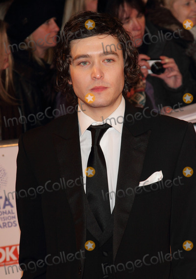 Alexander Vlahos Photo - London UK Alexander Vlahos at the National Television Awards at the O2 Arena 23rd January 2013Keith MayhewLandmark Media