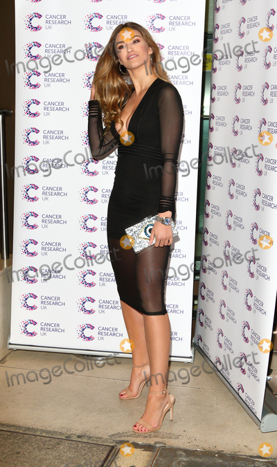 Amy Willerton Photo - LondonUK Amy Willerton at James Inghams Jog-On to Cancer at Kensington Roof Gardens 12th April 2017RefLMK73-S160-130417Keith MayhewLandmark MediaWWWLMKMEDIACOM