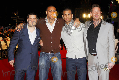 Anton Ferdinand Photo - London UK Anton Ferdinand and guests at the UK Premiere of Rambo at the Vue West End Leicester Square London UK12th  February 2008 Ali KadinskyLandmark Media