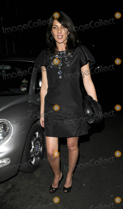 Gina Bellman Photo - London UK Gina Bellman at the George Clooney Gala Dinner held at LAtelier de Joel Robouchon restaurant on West Street London 7th April 2008Can NguyenLandmark Media