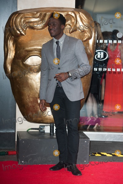 Andy Akinwolere Photo - London UK Andy Akinwolere at the British Academy Childrens Awards held at the London Hilton 25th November 2012Justin NgLandmark Media