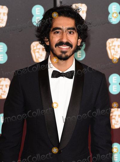 Dev Patel Photo - London UK Dev Patel at the EE British Acadamy Film Awards (BAFTAs) at The Royal Albert Hall on Sunday 12 February 2017 Ref LMK392 -61671-130217Vivienne VincentLandmark Media WWWLMKMEDIACOM