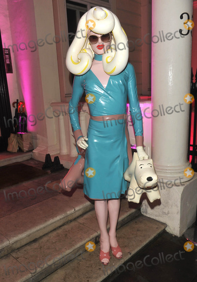 Jimmy Choo Photo - London UK  Pandemonia    at the  Jimmy Choo hosts dinner in honour of artist Rob Pruitt at No 35 Belgrave Square London 11th October 2012 Keith MayhewLandmark Media