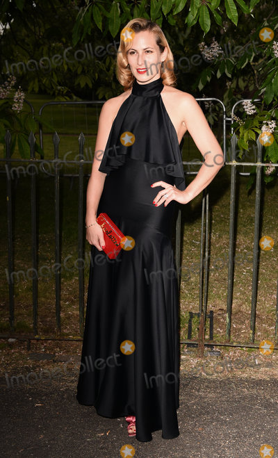 Alice Dellal Photo - London UK   Alice Dellal at The Serpentine Gallery Summer Party at Kensington Gardens London 6th July 2016 Ref LMK392-60819-070716Vivienne VincentLandmark Media WWWLMKMEDIACOM