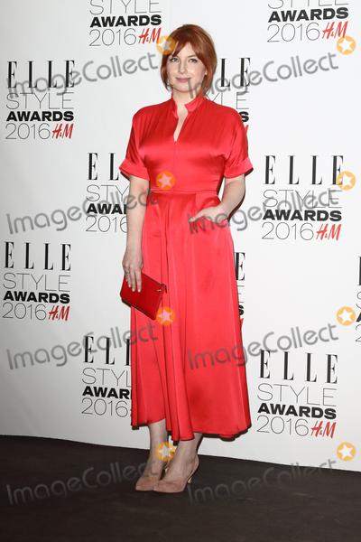 Alice Levine Photo - London UK Alice Levine at Elle Style Awards 2016 inside arrivals at Tate Britain Millbank  London on February 23rd 2016Ref LMK73-60022-240216Keith MayhewLandmark Media WWWLMKMEDIACOM