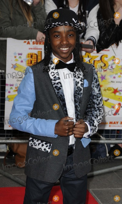 Akai Osei-Mansfield Photo - London UK  Akai Osei-Mansfieldat  the  All Stars  UK film premiere Vue West End cinema Leicester Square London England UK Can NguyenLandmark Media