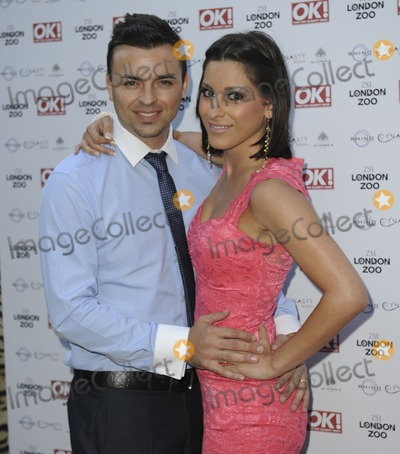 Andy Scott Lee Photo - London UK  Andy Scott-Lee and guest  at the OK Magazine Summer Party  Wild Tigers and Tiaras London ZooRegents Park London  25th June  2013RefLMK386-44538-260613   Gary MitchellLandmark Media WWWLMKMEDIACOM