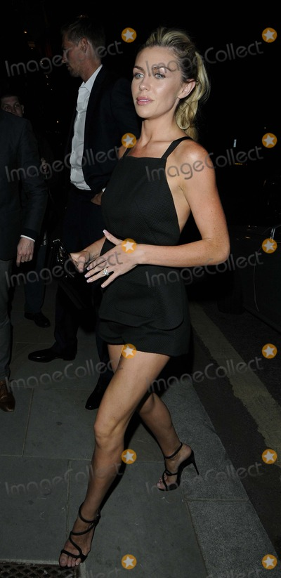 Abigail Clancy Photo - London UK  Peter Crouch  Abigail Clancyattended the EsquireMr PorterJimmy Choo Event Corinthia Hotel Whitehall Place London 15th June 2012  Can NguyenLandmark Media