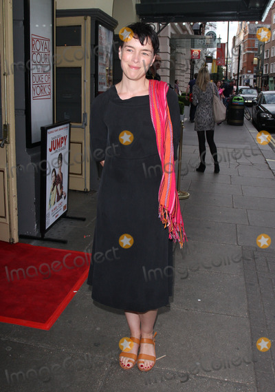 The Duke of York Photo - LondonUK   Olivia Williams at the Jumpy  Press Night at the Duke of Yorks Theatre St Martins Lane London 28th August 2012 Keith MayhewLandmark Media