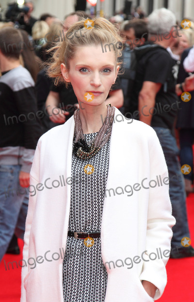 Agata Buzek Photo - London UK Agata Buzek at the World Premiere of Hummingbird at the Odeon West End Leicester Square London June 17th 2013Ref LMK73-44474-180613Keith MayhewLandmark Media WWWLMKMEDIACOM