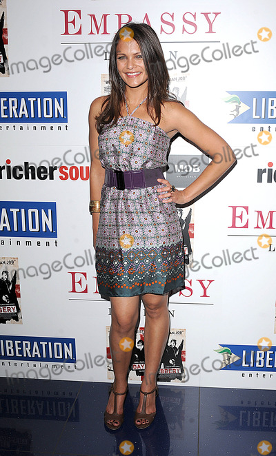 Anya Lahiri Photo - London UK Anya Lahiri attending the UK Premiere of Daylight Robbery Apollo West End London UK 27th August 2008Eric BestLandmark Media