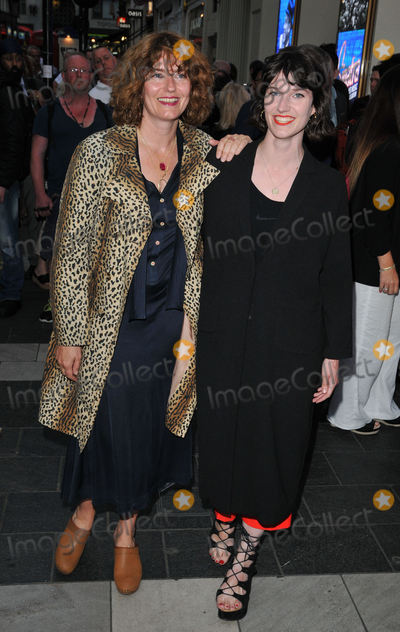 Anna Chancellor Photo - London UK  200715Anna Chancellor  Poppy Chancellor at the Sinatra The Man  His Music press night held at The London Palladium Argyll St20 July  2015Ref  LMK315-51804-220715Can NguyenLandmark MediaWWWLMKMEDIACOM