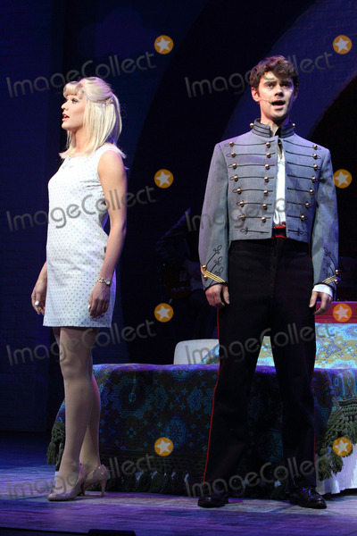 Aaron Sidwell Photo - London UK Tricia Adele-Turner and Matthew Wycliffe at the Photocall for Carnaby Street the Musical at Hackney Empire London The musical opens at the Hackney Empire before touring the UK The production features Verity Rushworth Aaron Sidwell Matthew Wycliffe and Tricia Adele-Turner 9th April 2013Keith MayhewLandmark Media