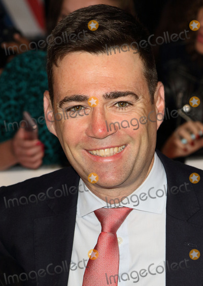 Andy Burnham Photo - London UK Andy Burnham at Pride of Britain Awards 2015 held at the Grosvenor House Hotel London on September 28th 2015Ref LMK73 -58302-290915Keith MayhewLandmark Media WWWLMKMEDIACOM