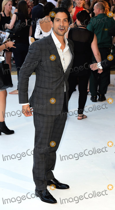 Adam Rodriguez Photo - London UK Adam Rodriguez at Magic Mike XXL European Premiere at Vue West End Leicester Square London  on Tuesday 30 June 2015Ref LMK392 -51474-010715Vivienne VincentLandmark Media WWWLMKMEDIACOM