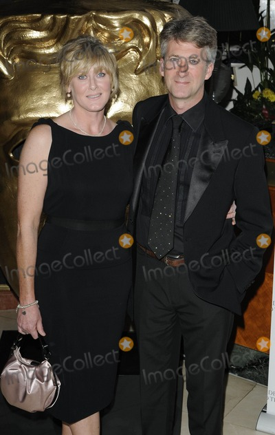 Sarah Lancashire Photo - London UK Sarah Lancashire and guest at BAFTA Craft Awards at the Hilton Park Lane 23rd May 2010 Can NguyenLandmark Media