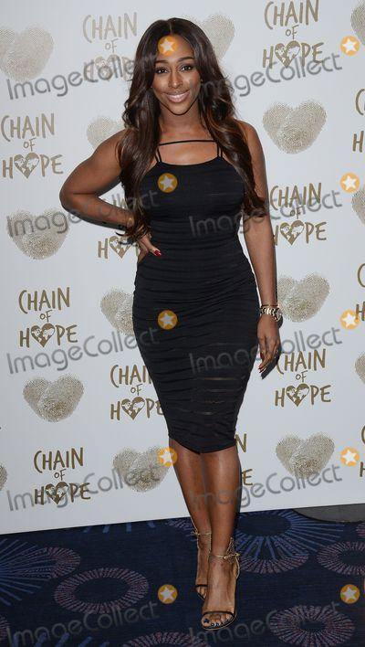 Alexandra Burke Photo - London UK  220914Alexandra Burke at the Chain of Hope Gala Ball held at the Grosvenor House Hotel Park LaneRef LMK392-50153-221114Vivienne VincentLandmark MediaWWWLMKMEDIACOM